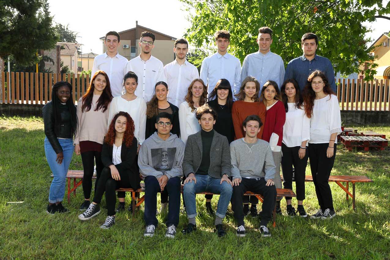 2016/2017, Liceo Medi, 5A