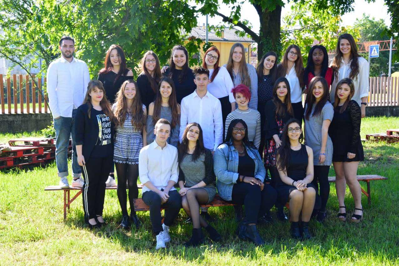 2016/2017, Liceo Medi, 5E