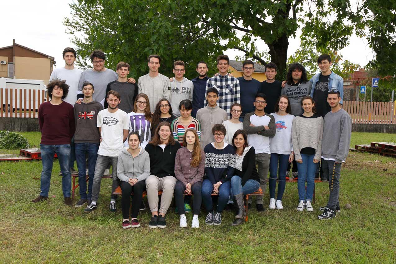 2016/2017, Liceo Medi, 5F