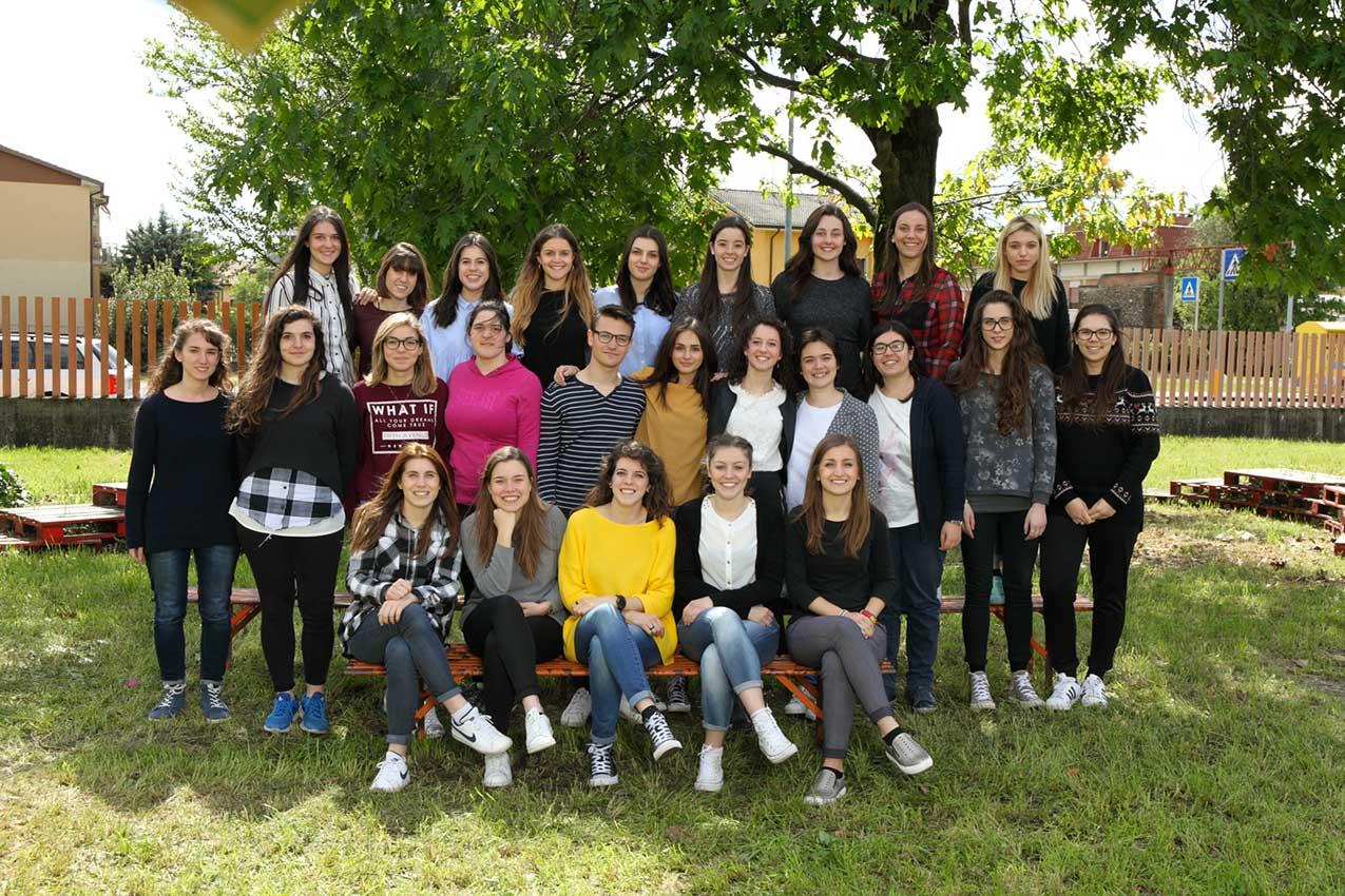 2016/2017, Liceo Medi, 5H