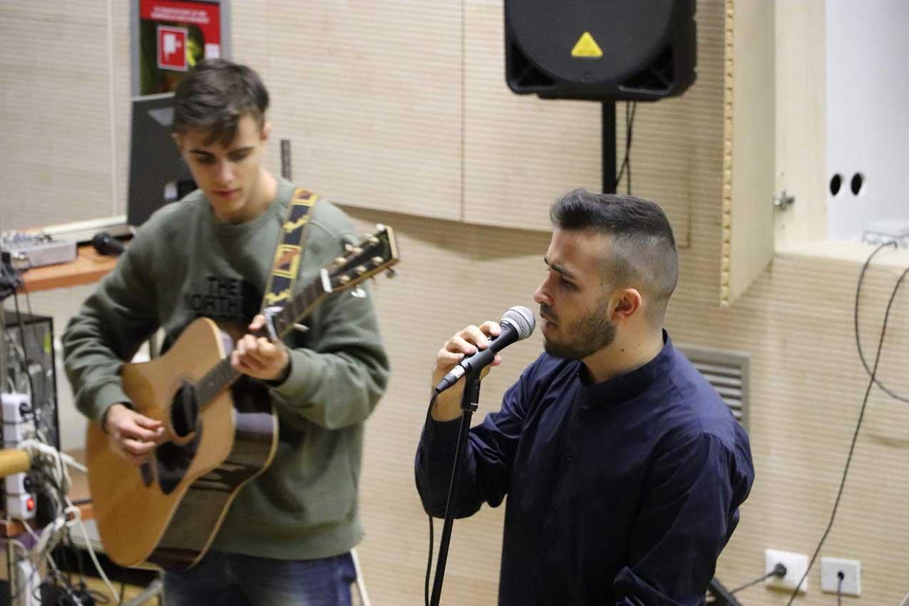 Concerto di Natale 2018, Liceo Medi