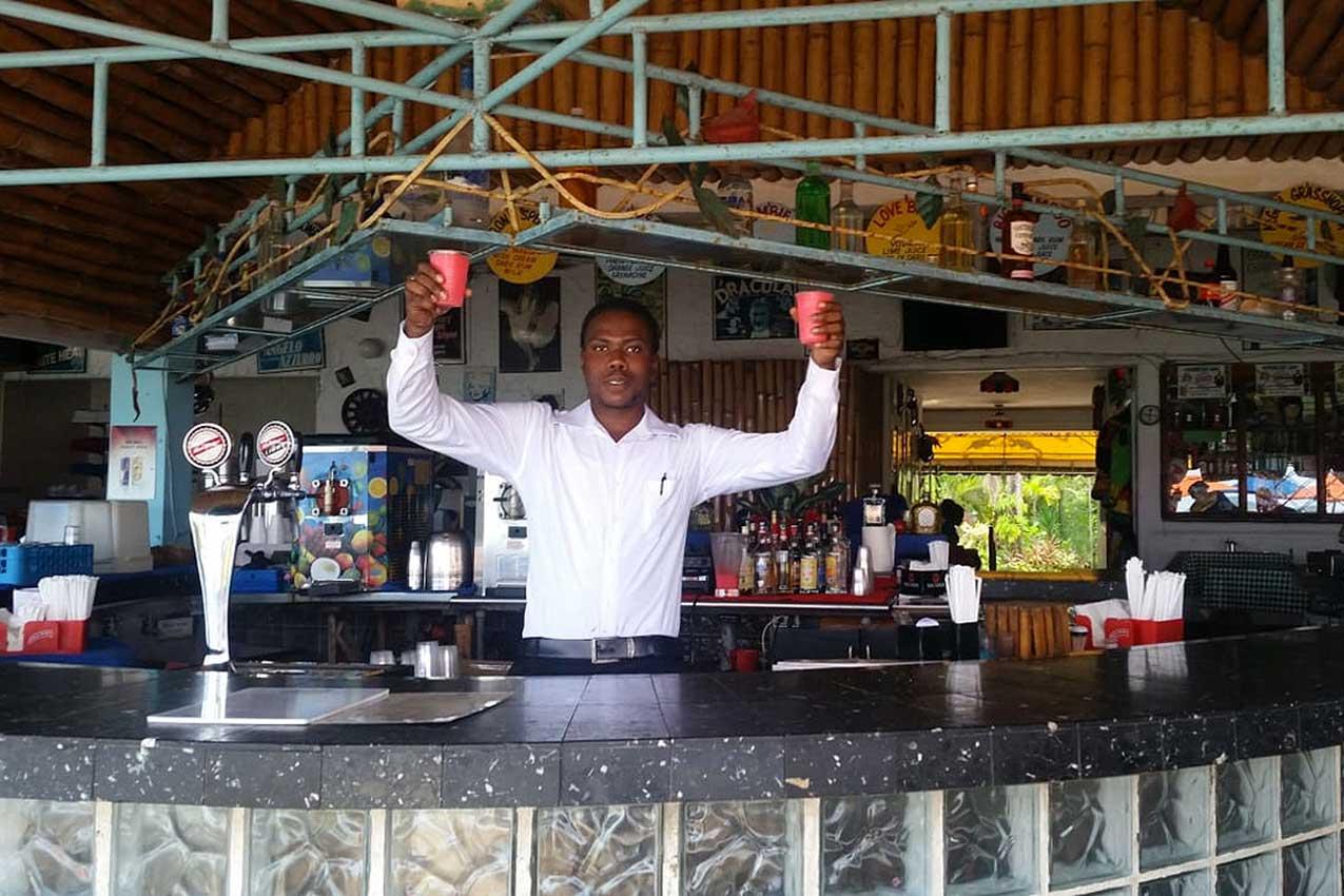lamar, Giamaica